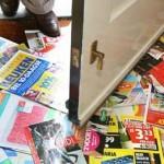 Huis aan Huis folders zeer populair