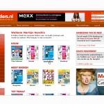 reclamefolders online website e-folders gestopt