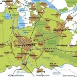 Folderverspreiding in provincie Utrecht