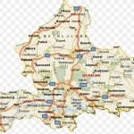 Folderverspreiding Provincie Gelderland